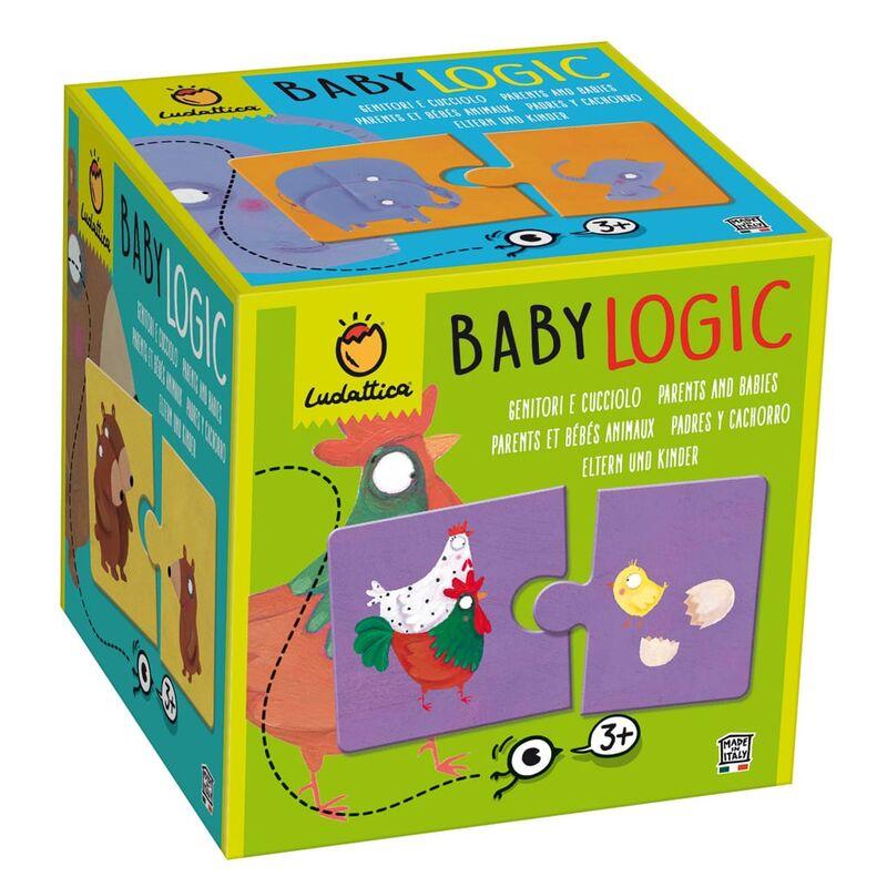 BABY LOGIC * PADRES Y CACHORRO