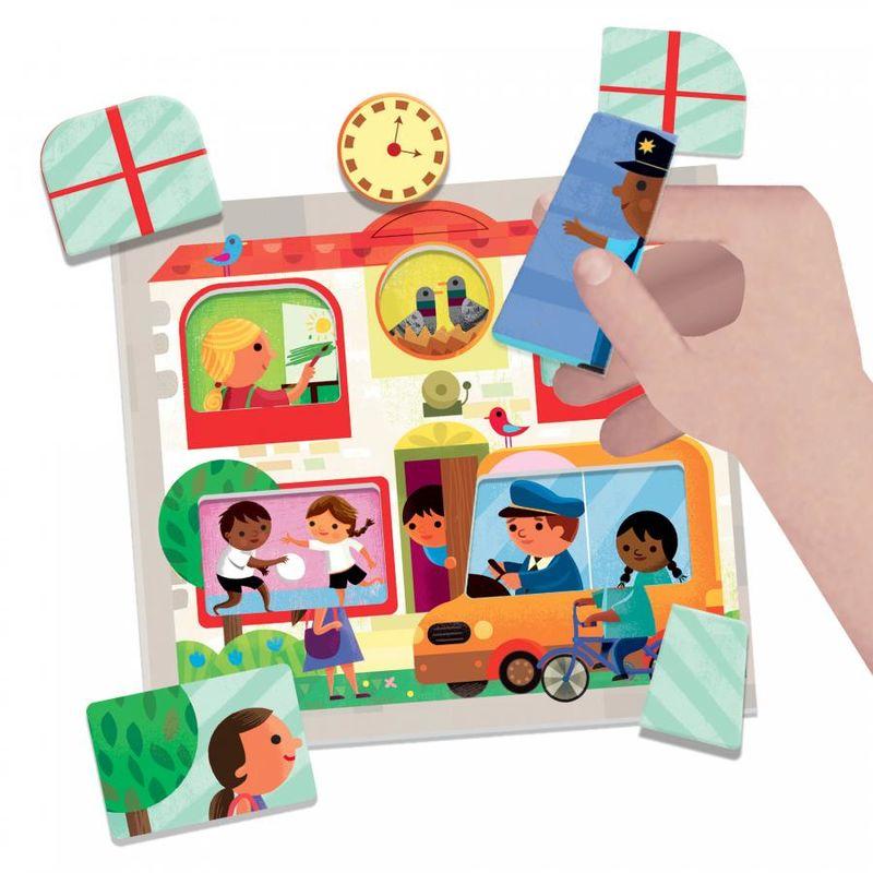 headu * play town montessori -