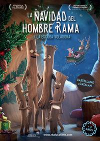 LA NAVIDAD DEL HOMBRE RAMA Y LA ESCOBA VOLADORA (DVD) * JEROEN JASPA
