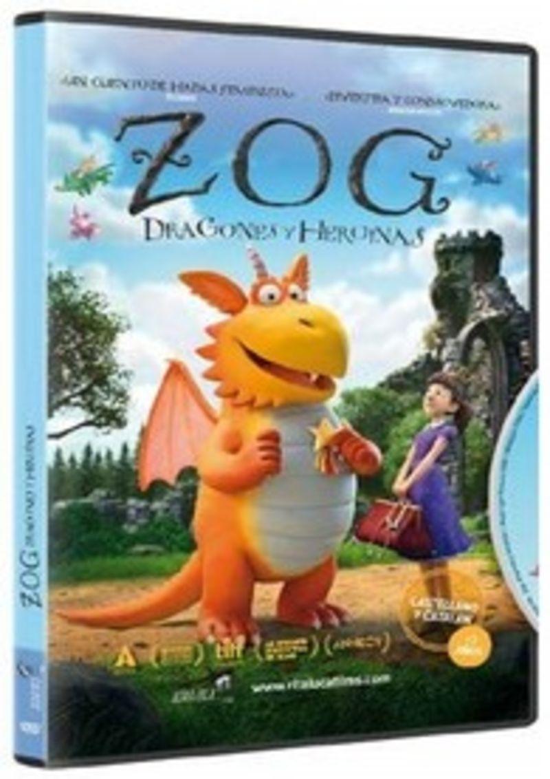 (DVD) ZOG - DRAGONES Y HEROINAS