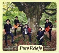 Canta Al Euskera (euskaraz Kantatzen Du) (digipack) - Puro Relajo