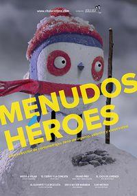 (dvd) Menudos Heroes (eus / Esp / Cat) (+4 Años) - Aa. Vv.