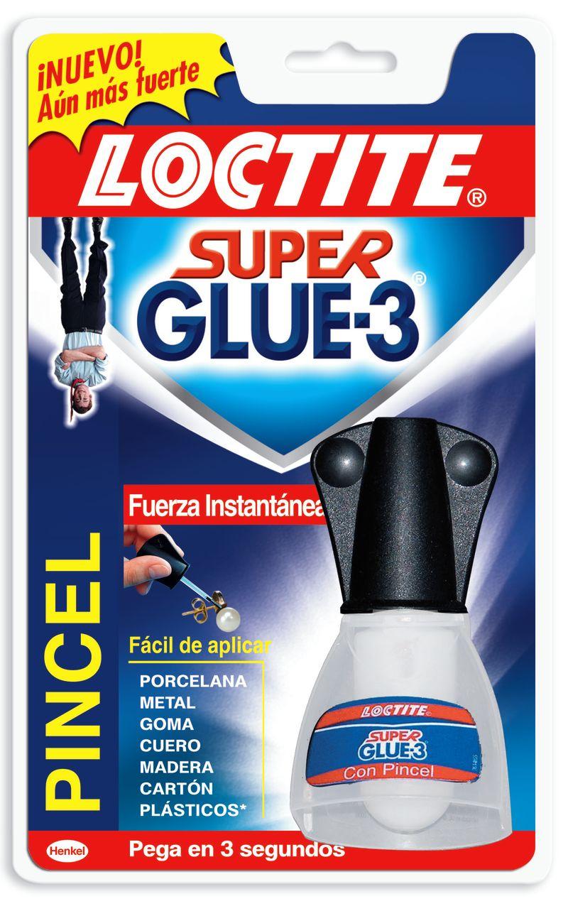 PEG. LOCTITE SUPER GLUE 3-5GR C / PINCEL