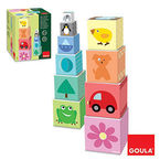 Cubos Apilables 1-10 R: 55218 -