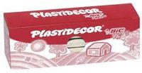 C / 25 PLASTIDECOR BLANCO R: 816966