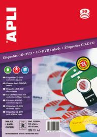 B / 25H ETIQ. CD R: 02899