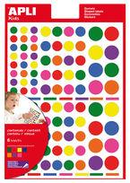 B. Gomets Multicolor Cuad. 6h. R: 12971 -