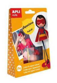 CAJA CRAFT KIT SUPER HEROE R: 14086