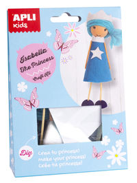 CAJA CRAFT KIT ISSABELLA LA PRINCESA R: 14691