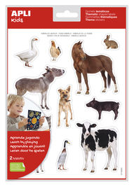 B. GOMETS ANIMALES GRANJA REM 2H R: 16619