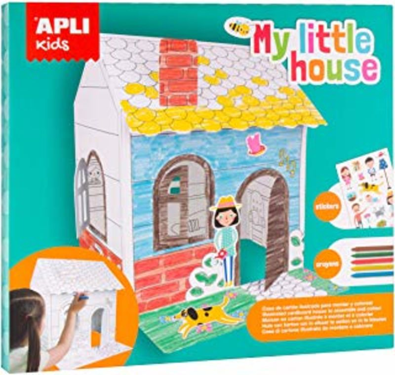 CASA ILUSTRADA - MY LITTLE HOUSE R: 16716