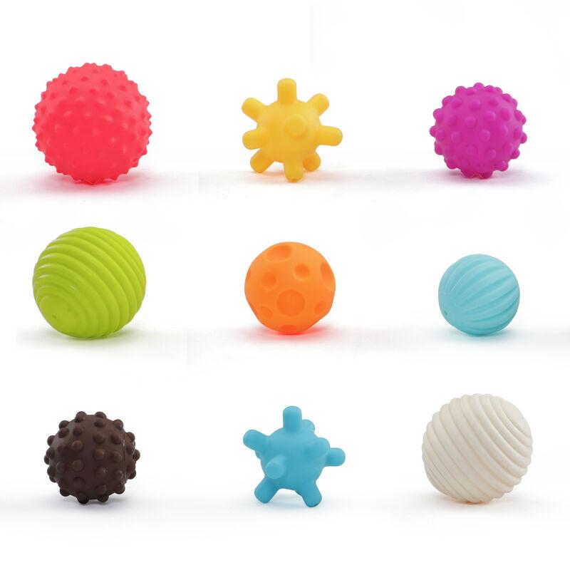 bolsa bolas sensoriales 10 pcs -