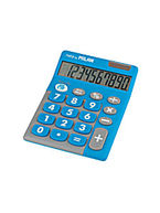 Calculadora Milan Touch Duo Azul 10 Digitos R: 150610 -