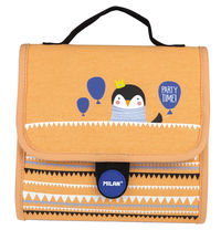 PARTY TIME 18 * HANDLY MULTIPENCILCASE 2 PORT. NARANJA R: 08829PYO