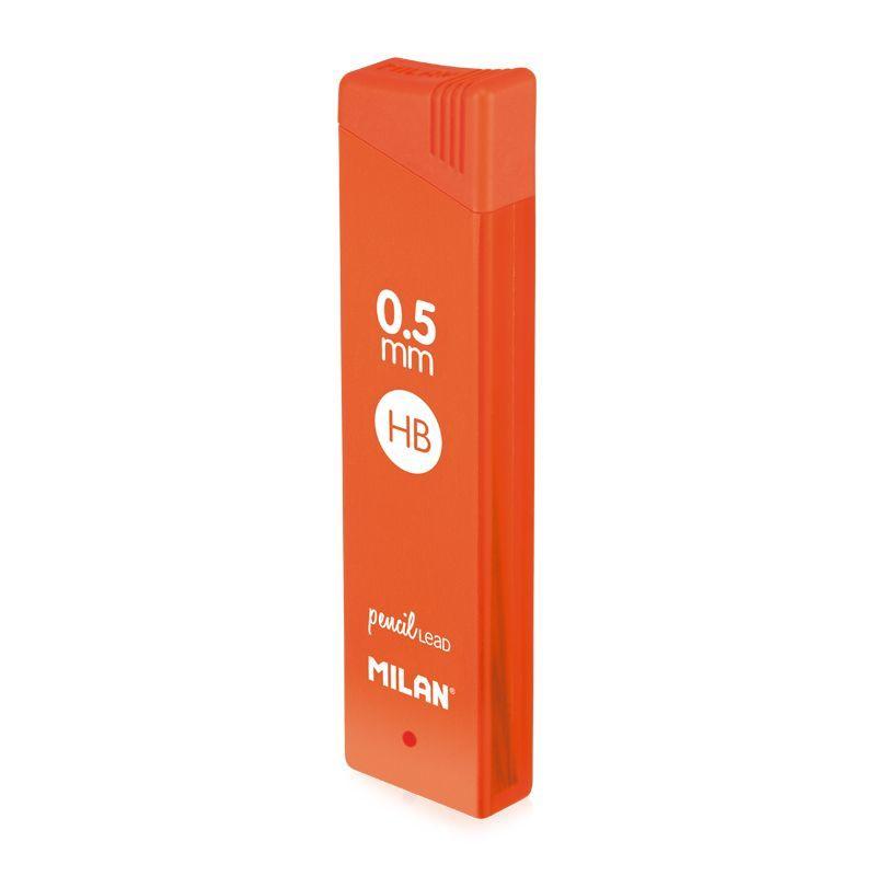 C / 24 TUBOS MINAS 0, 5mm HB R: 1851070524