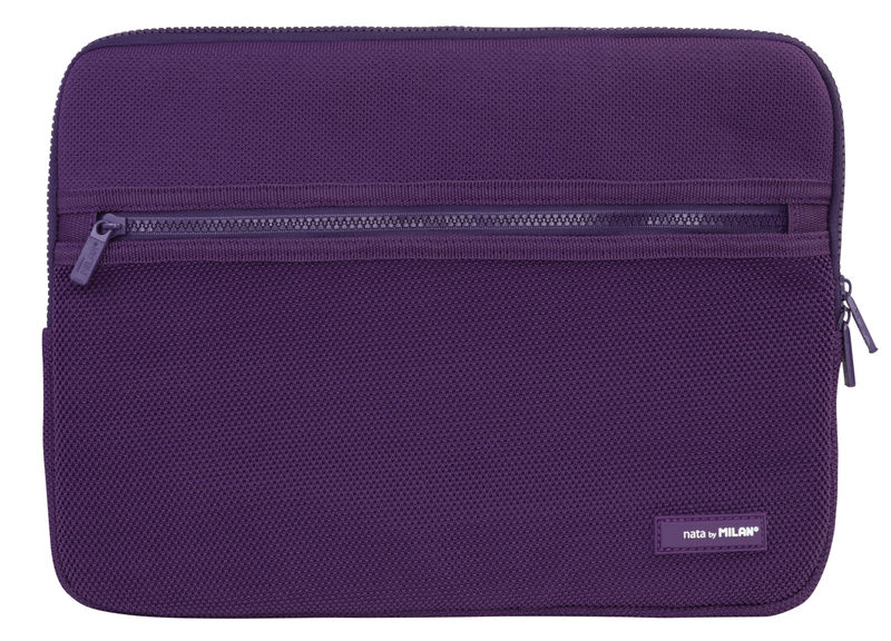 19 KNIT DEEP PURPLE * FUNDA PARA PORTATIL 13""