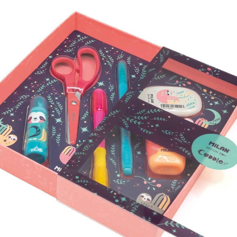 CAJA REGALO BOX CUDDLES