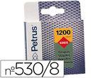 Grapas Mod.530 / 8 Blister 1200 U. R: 77514 -