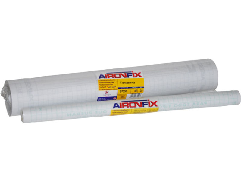 AIRON-FIX 20X45 TRANSPARENTE R: 67000