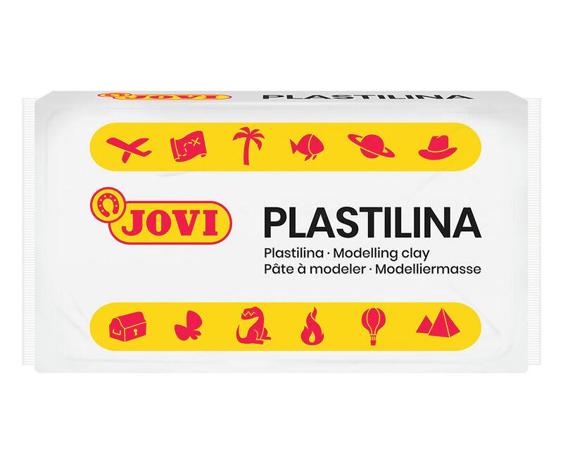 PLASTILINA JOVI MOD.70 01 BLANCO