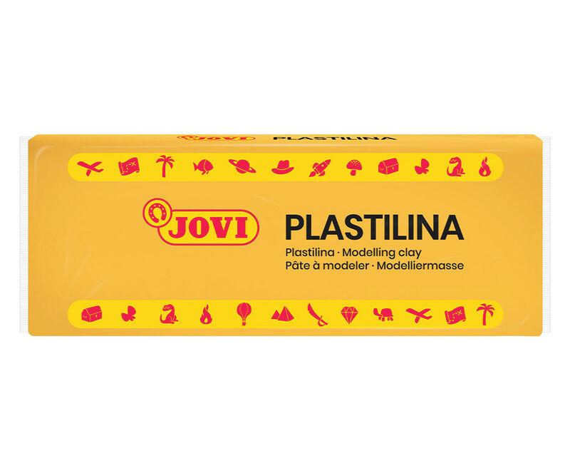 PLASTILINA JOVI MOD.71 02 AMARILLO OSCURO