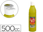 Tempera Liquida Oro 500ml -