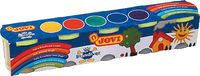 JOVI * SOFT DOUGH PACK 5 BOTES 110g COLORES SURTIDOS