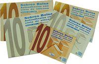 PAQ / 10 BOLSAS 184X261 KRAFT K6 R: 665099