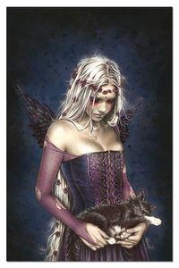 PUZZLE 1000 * ANGEL DE LA MUERTE R: 13454
