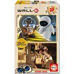 PUZZLE WALL-E 2x25 R: 13811