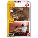 PUZZLE WALL-E 2x48 R: 13839