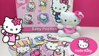 PUZZLE BABY HELLO KITTY R: 14508