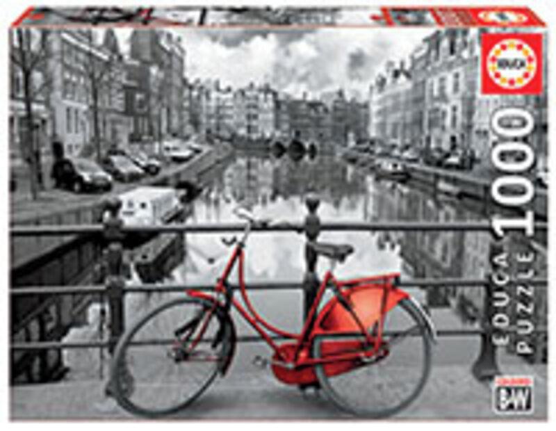 Puzzle 1000 * Amsterdam R: 14846 -