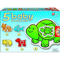 BABY PUZZLE * ANIMALES R: 14864