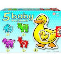 BABY PUZZLE * LA GRANJA R: 14865