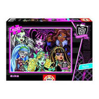 PUZZLE 500 * MONSTER HIGH R.15265