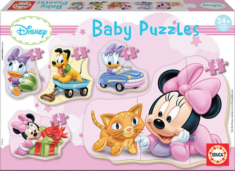 BABY PUZZLE * BABY MINNIE