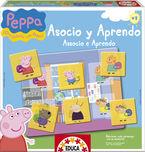 PEPPA PIG * ASOCIO Y APRENDO R: 15654
