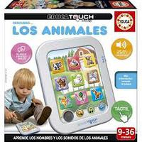 EDUCA TOUCH BABY * DESCUBRO LOS ANIMALES R: 15888