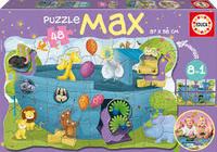 Puzzle 2x48 * Arca De Noe R: 15901 -