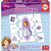LA PRINCESA SOFIA * APRENDO LOS COLORES R: 15950
