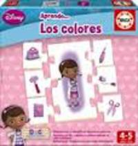 DOCTORA JUGUETES * APRENDO LOS COLORES R: 16086