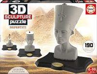 3D SCULPTURE * NEFERTITI R: 16966