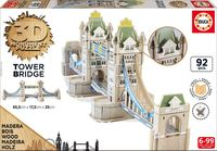 3D MONUMENT * TOWER BRIDGE R: 16999