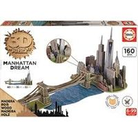 3D MONUMENT * PUENTE DE BROOKLYN R: 17000