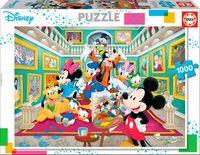 puzzle 1000 * galeria de arte mickey r: 17695 -