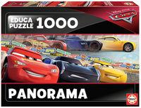 PUZZLE 1000 * CARS PANORAMA R: 17997