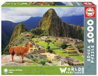 PUZZLE 1000 * MACHU PICHU, PERU R: 17999