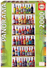 PUZZLE PANORAMA 2000 * CERCEZAS DEL MUNDO R: 18010