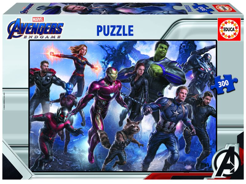 AVENGERS * PUZZLE 300 INFINITY WAR 2 R: 18098